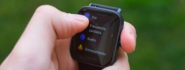 El Amazfit Bip U es un smartwatch con SpO2 y más de 60 modos deportivos por 46,70 euros en Amazon, su mínimo histórico