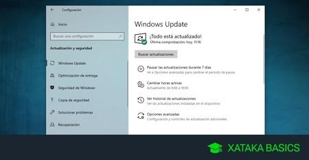 Cómo controlar las actualizaciones de Windows Update en Windows 10 tras la May Update 2019