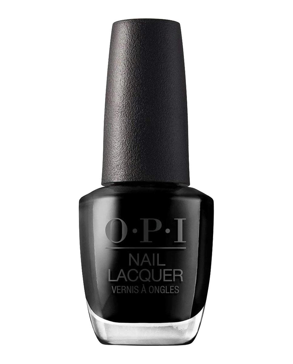 Esmalte de uñas negro Lady in Black de OPI