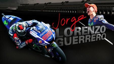 Jorge Lorenzo, Guerrero: el documental