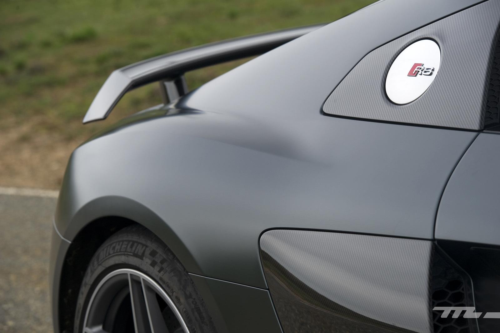 Foto de Audi R8 V10 Plus (prueba) (30/39)