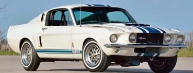 Este Shelby Mustang GT500 Super Snake es tan único que ya es el Mustang más caro de la historia