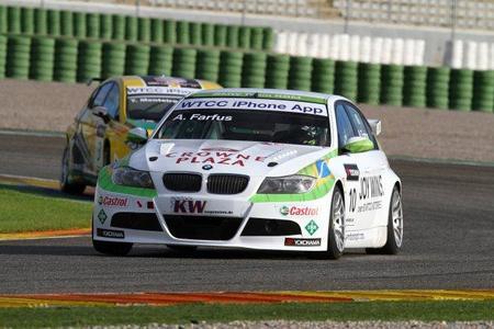 Augusto Farfus participará con BMW en el DTM