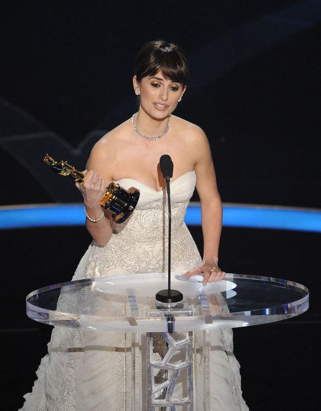Foto de Penélope Cruz gana el Oscar (5/8)
