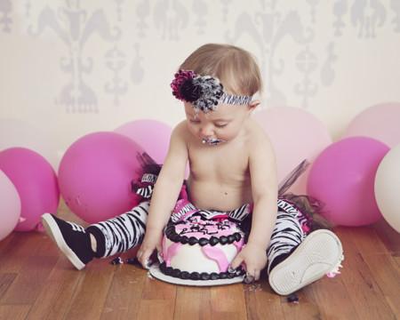 Pastel bebé