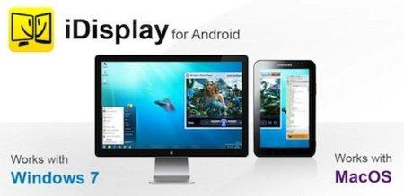 iDisplay para Android