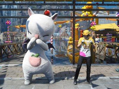 El Carnaval Moogle Chocobo de Final Fantasy XV deja ver las actividades que viviremos en un nuevo tráiler