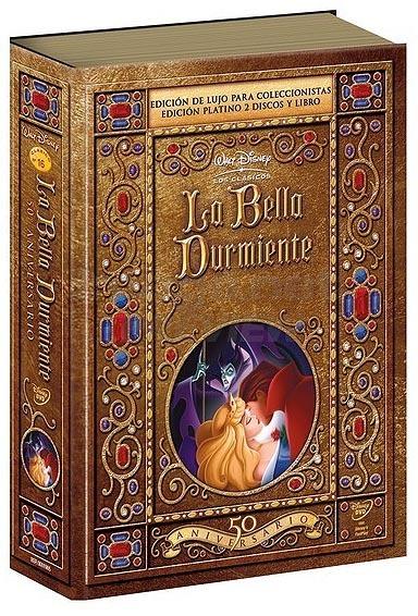 Edición de lujo de 'La Bella durmiente'