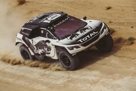 Dakar 3008 Dkr