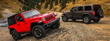 Ha tardado, pero por fin el Jeep Wrangler 4xe híbrido enchufable se dejará ver: será en el CES de Las Vegas el 7 de enero