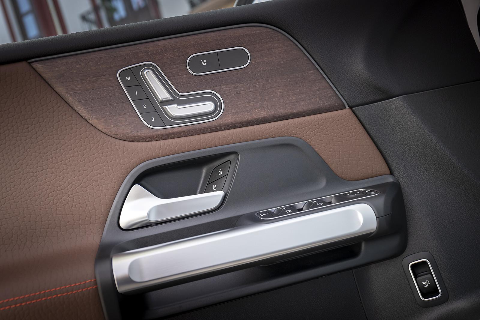Foto de Mercedes-Benz GLB 250 4MATIC (lanzamiento) (30/39)