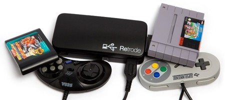 Retrode, la opción para volver a disfrutar de tus viejos cartuchos de juegos