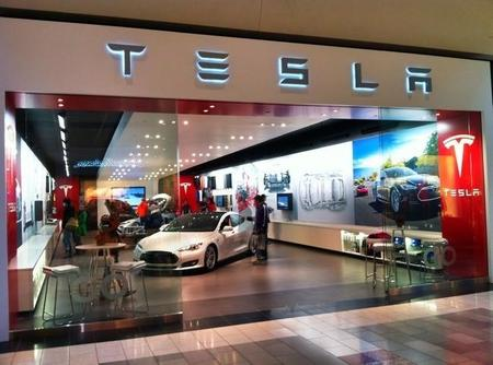 Tesla Motors Tienda Portland Oregon