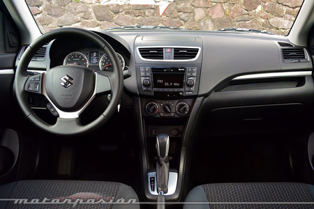 Suzuki Swift Gls Interior