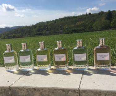 Recorremos los jardines de Vicenza, visitamos el atelier de Bottega Veneta y padecemos el síndrome de Stendhal con su nueva colección de perfumes
