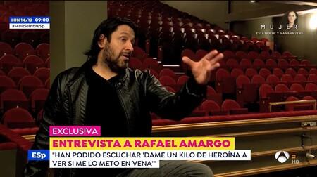 Rafael Amargo Entrevista