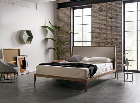 Soul by Dsignio es la nueva cama de Mobenia, de diseño atemporal y compatible con todos los estilos