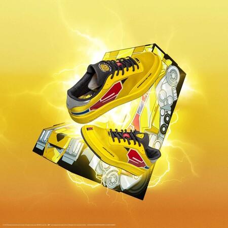 Reebok Vuelve A Apelar Por La Nostalgia Con Sus Nuevas Zapatillas Inspiradas En Los Power Rangers 4