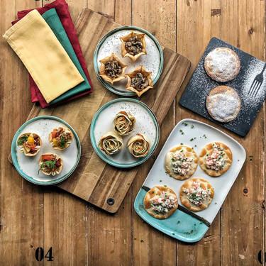 Cinco tartaletas con obleas que te ahorrarán tiempo y consejos para hacerlas más saludables (con vídeo incluido)