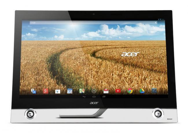 Acer TA272 HUL, un todo en uno con Android y 27 pulgadas