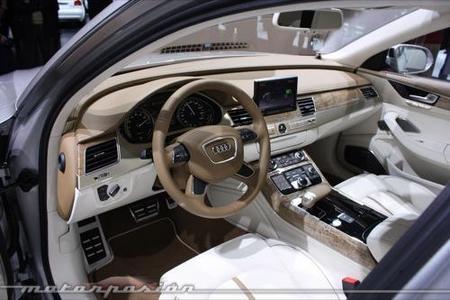 Audi A1 y A8 híbridos en el Salón de Ginebra