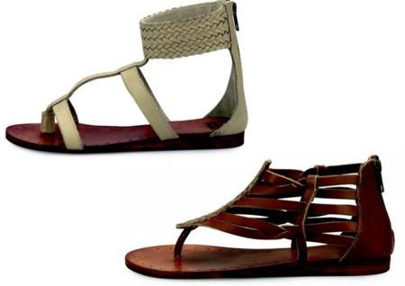 levis sandalias