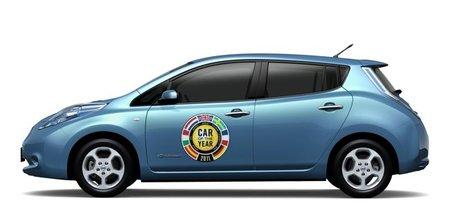 Nissan-LEAF-caroftheyear