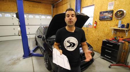 Frugalidad extrema es ahorrarse 16.000 dólares de los 17.000 que costaría reparar un BMW M5