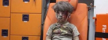 Por qué las imágenes de este niño sirio nos preocupan más que las de cualquier adulto en la misma guerra