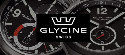 Baselworld 2008: Relojes Glycine Incursore Black Jacks