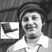 La silla Barcelona también la firma una mujer: nueve arquitectas que fueron invisibilizadas