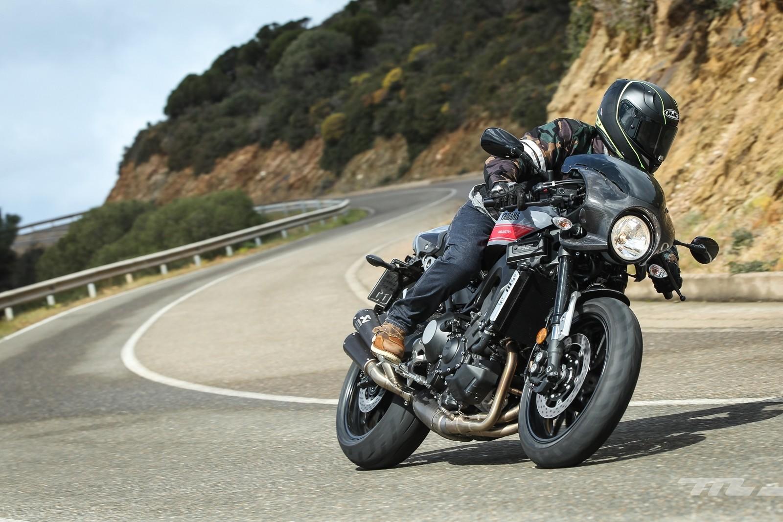 Foto de Yamaha XSR900 Abarth (13/49)