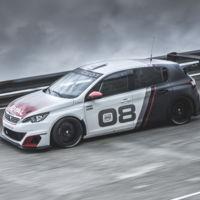 Peugeot 308 Racing Cup, el GTi exclusivo para la pista