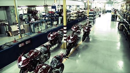 Así se fabrica la MV Agusta F3, preparada para el asalto del mercado
