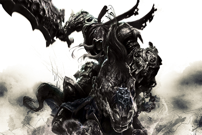 Darksiders Joe Madureira