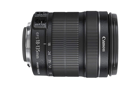 Canon Ef S 18 135mm F35 56 Is Stm