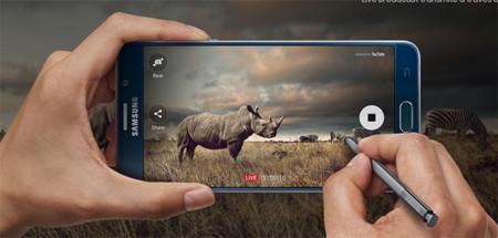 Grabar Mejores Videos Galaxy Note 5 2