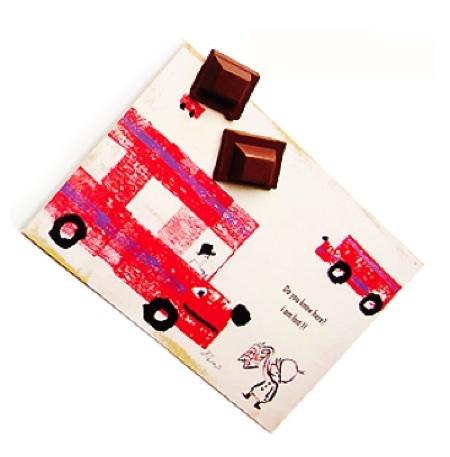 adivinanza imanes chocolate