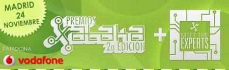 Premios Xataka 2011, allá vamos