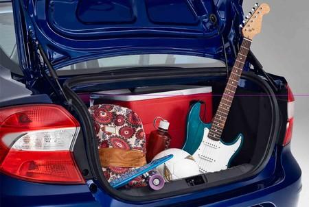 Ford Figo 2019 Mexico 4