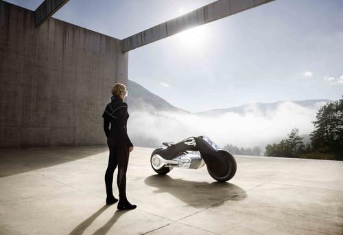 Las motos del futuro podrían acabar con los moteros, tal y como los conocemos hoy