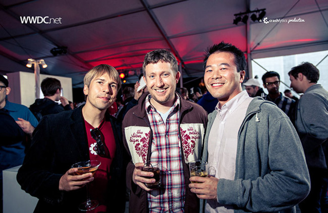 WWDC Kick-off party