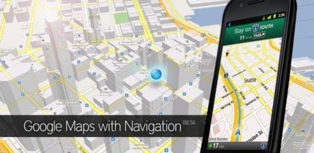 Google Maps 6.1.0 mejora la navegación en transporte público y el uso de la batería de Google Latitude
