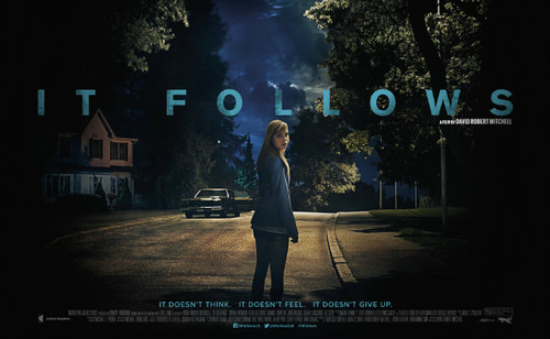 'It follows', inquietante...y poco más