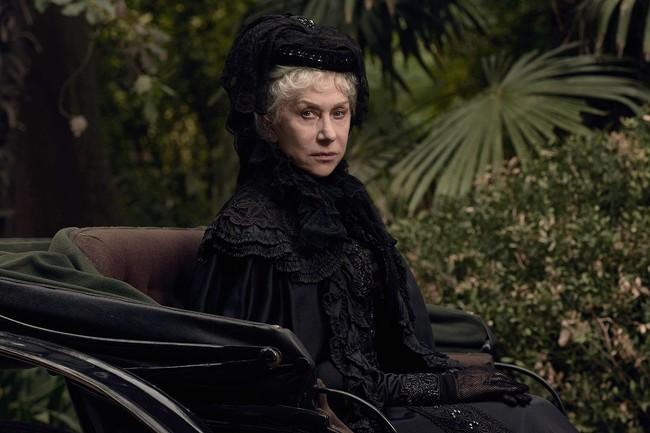 El tráiler de 'Winchester' demuestra que Helen Mirren y el horror gótico están hechos el uno para el otro