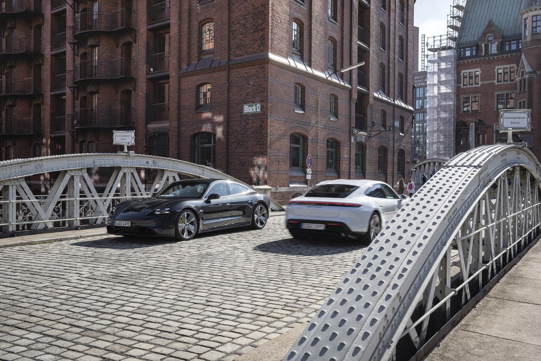 Foto de Porsche Taycan prueba contacto (69/275)