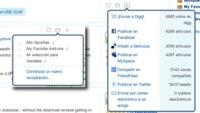 Mozilla mejora las recopilaciones de extensiones para Firefox