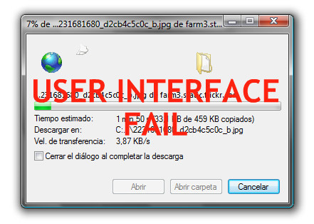 Internet Explorer FAIL