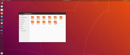 Ubuntu Con Tema De La Comunidad