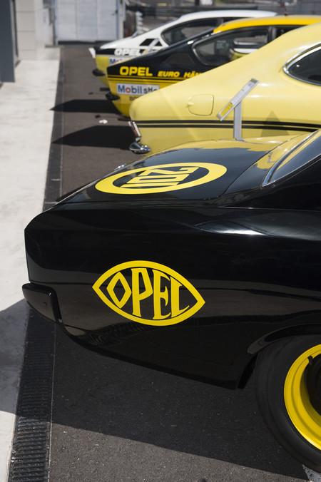 Opel Rekord C Viuda Negra